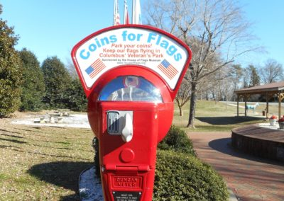 Flags Coin Machine